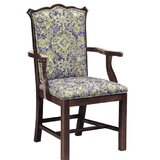 Chippendale Upholstered Dining Chair by AC Furniture