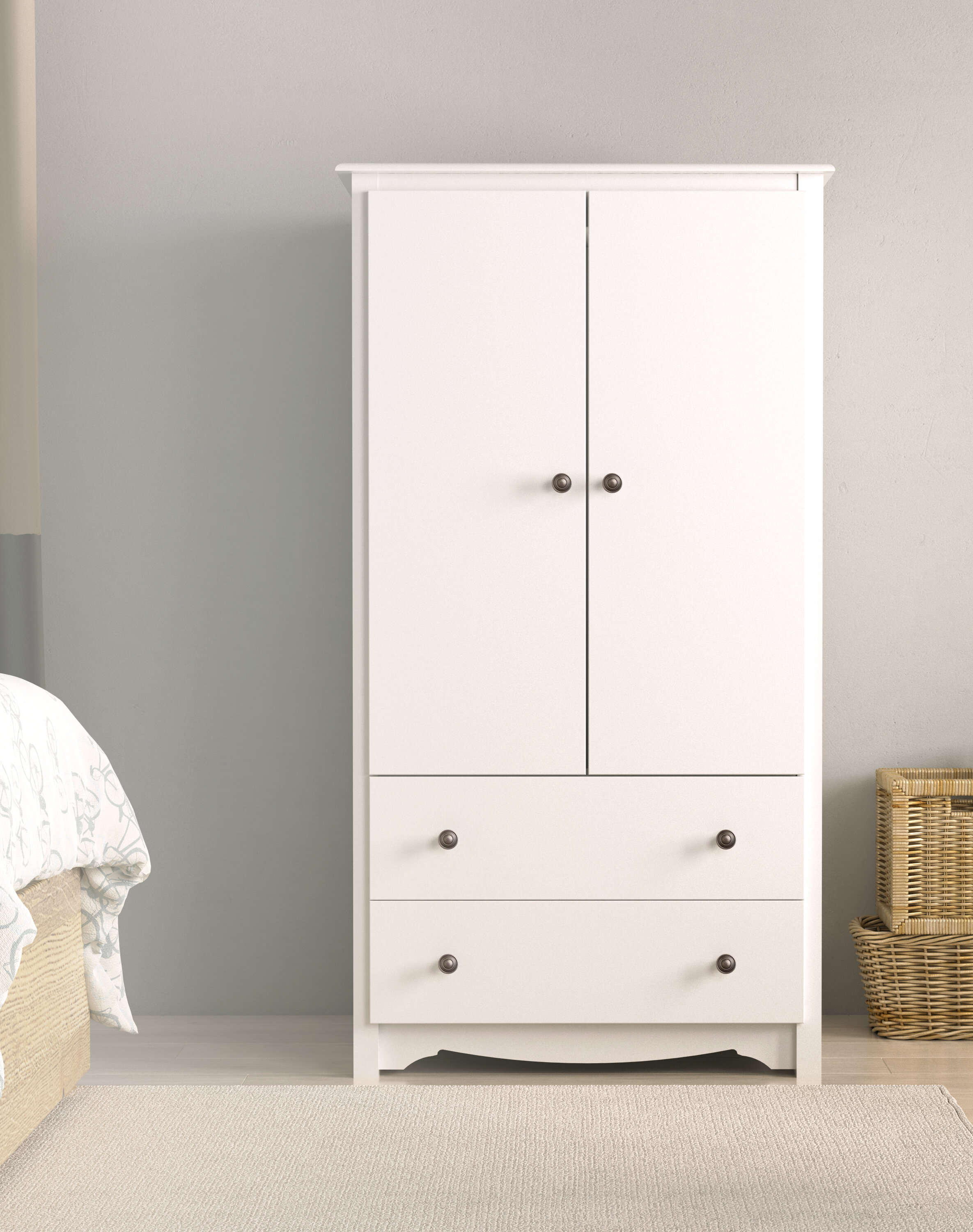 Armoires Wardrobes Wayfair