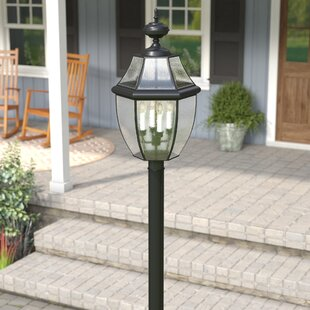 Mellen 4-Light Lantern Head by Three Posts