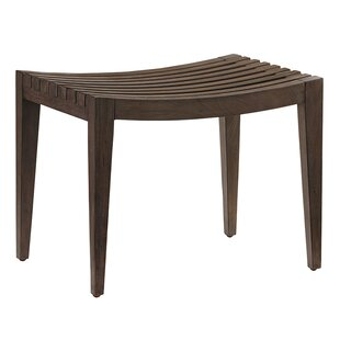 Cypress Point Wood Bench by Tommy Bahama Home