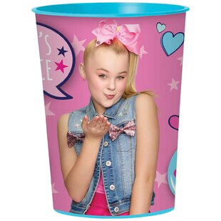 JoJo Siwa Plastic Disposable Favor Cup
