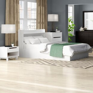 Massie Platform 4 Piece Bedroom Set