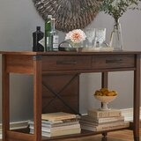"""Janice 47"""" Console Table"""