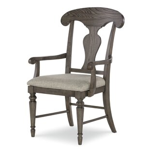 Lark Manor Ornithogale Arm Chair (Set of 2)