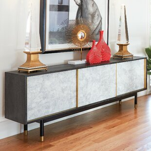 Ostara 3 Door Accent Cabinet by Global Views