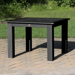 Theobald Plastic Dining Table
