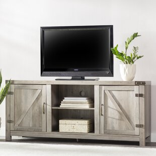 """""""Adalberto TV Stand for TVs up to 65"""""""" with Optional Fireplace"""""""