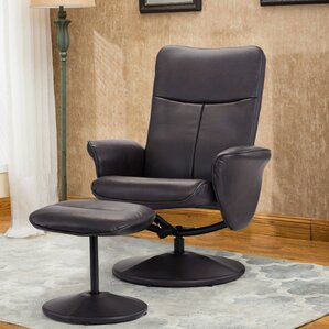 swivel chairs for living room. Warrington Contemporary Living Room Swivel Armchair and Ottoman Chairs You ll Love  Wayfair