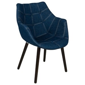 LeisureMod Milburn Armchair Image