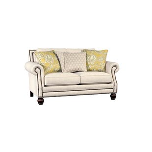 Compare Swampscott Loveseat by Chelsea Home Furniture Reviews (2019) & Buyer's Guide