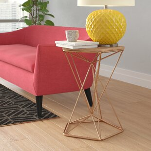 Compare Labriola Metal End Table by Brayden Studio