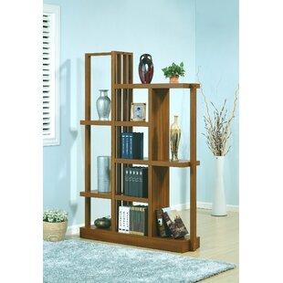 Charli Geometric Bookcase by Ivy Bronx