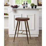 Hinds Upholstered 30.25 Bar Stool (Set of 2) by Corrigan Studio®