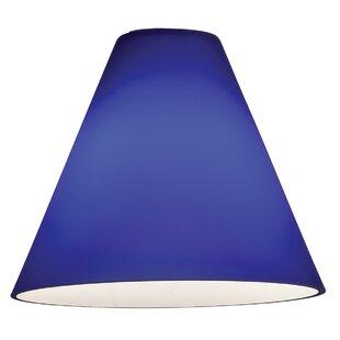 Glass student lamp shades wayfair save aloadofball Gallery