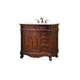Indiana 36 Single Bathroom Vanity Set by Astoria Grand