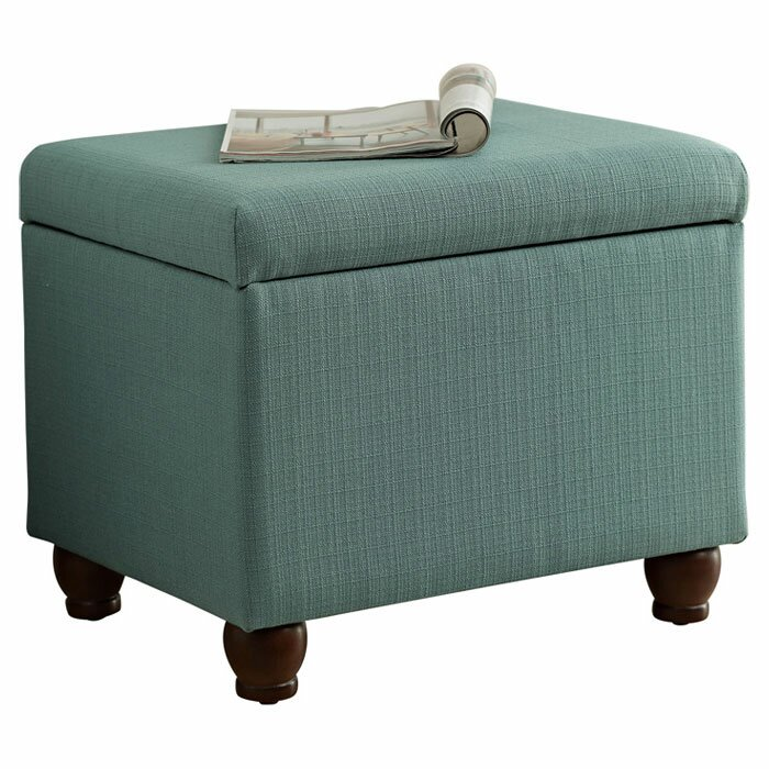 Miraculous Birmingham Storage Ottoman Gmtry Best Dining Table And Chair Ideas Images Gmtryco