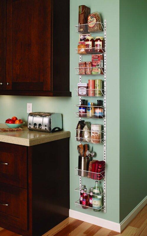 Closetmaid 8 Tier Adjustable Cabinet Door Organizer Reviews Wayfair