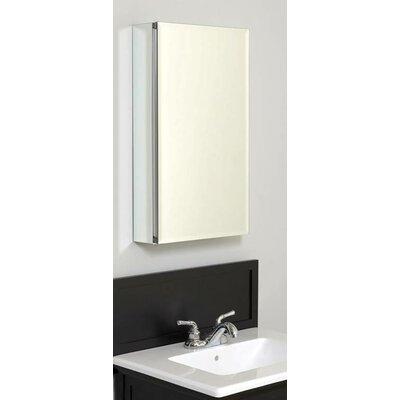 Designer Series 15  x 26  Surface Mount Medicine Cabinet  sc 1 st  Wayfair & Zenith Designer Series 15