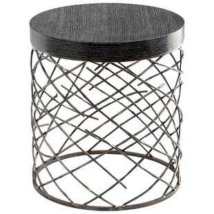 Marlow End Table by Cyan Design
