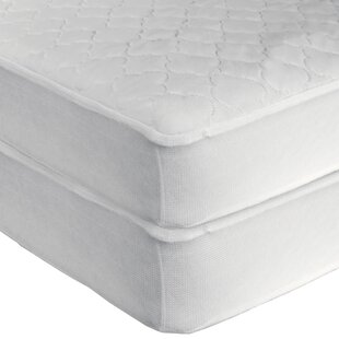 Waterproof Crib Mattress Pad (Set of 2)