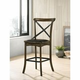 Torrence 24.63 Counter Stool (Set of 2) by Gracie Oaks