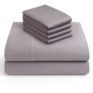Vivendi Home 6 Piece 1000 Thread Count Sheet Set
