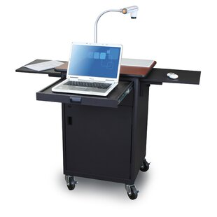 Vizion Instructor Series Presentation AV Cart by Marvel Office Furniture