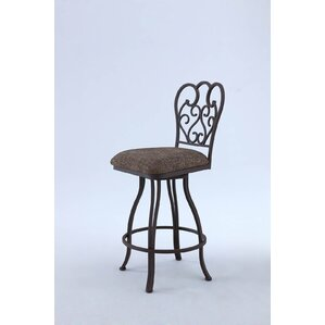 Oriole Swivel Bar Stool by Darby Home Co