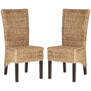 Shawn Side Chair (Set of 2) Bay Isle Home
