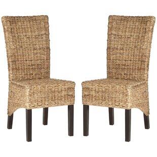 Shawn Side Chair (Set of 2) Bay Isle Home
