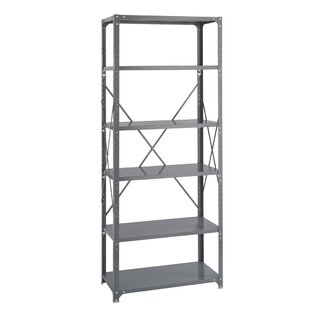 Safco Products Company Industrial Shelving Unit