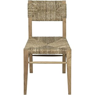 Faley Solid Wood Dining Chair by Noir