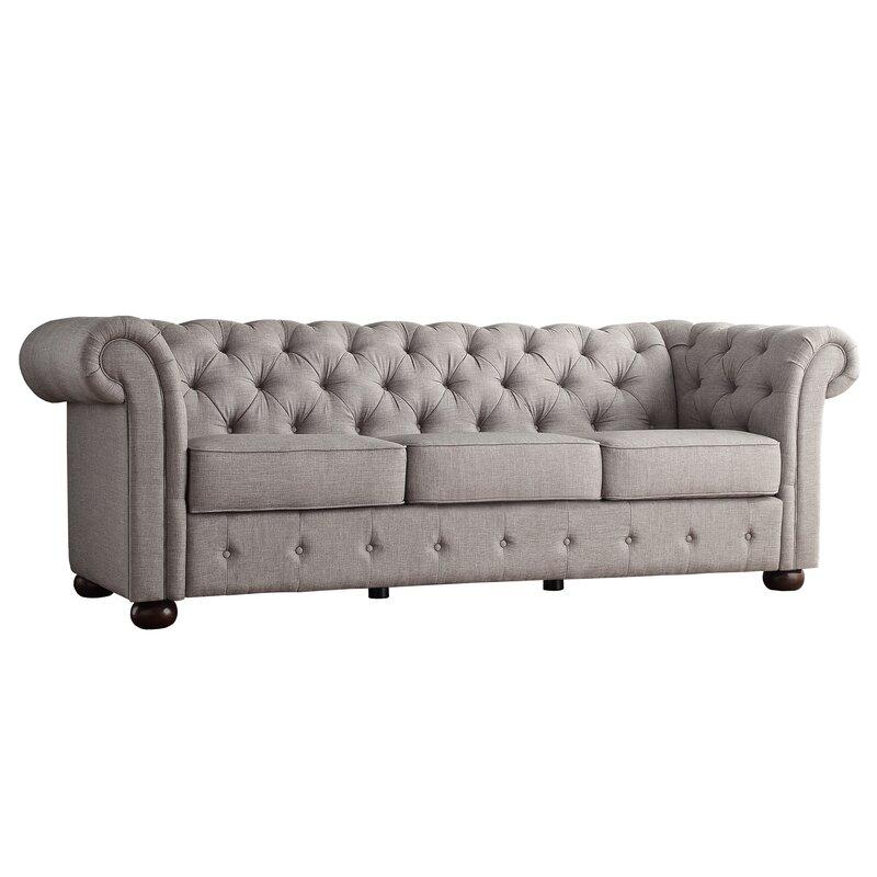 Kellan 91 Chesterfield Sofa