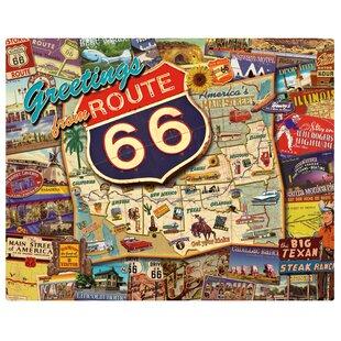 Route 66 by Kathleen Parr McKenna 12