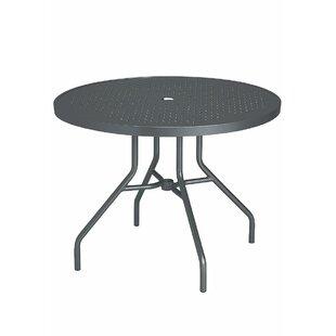 Boulevard Metal Bar Table by Tropitone