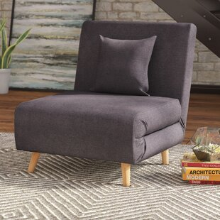 Mercury Row Wolfe Convertible Chair