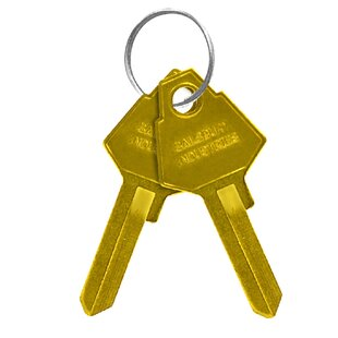 Aluminum Mailboxes Keys (Set Of 50) By Salsbury Industries