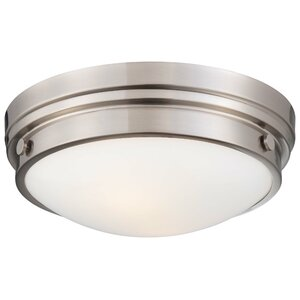 Anthony 2-Light Flush Mount
