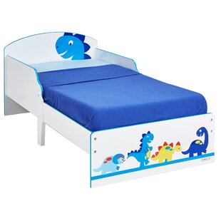 Garr Convertible Toddler Bed By Zoomie Kids