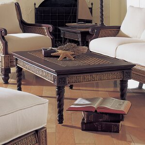 Trinidad Coffee Table by Padmas Plantation