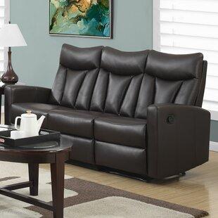 Reclining Sofa by Monarch Specialties Inc. Spacial Price