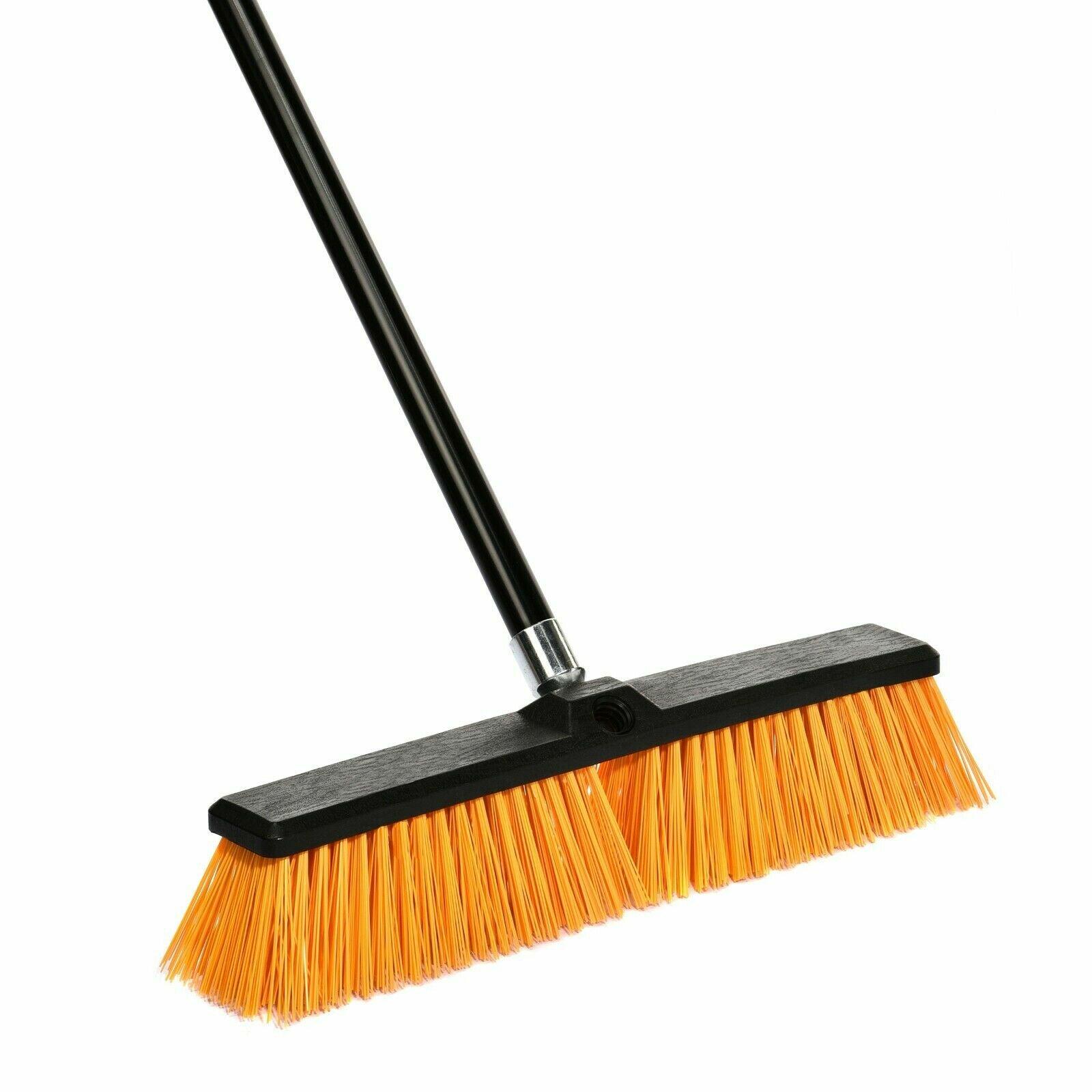 Alpine Industries Rough Surface Push Brooms Reviews Wayfair