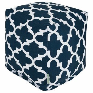 Andover Mills Cashwell Cube Pouf Ottoman