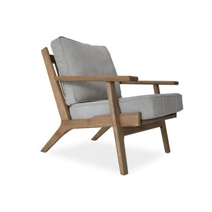 Rafael Lounge Chair by Corrigan Studio