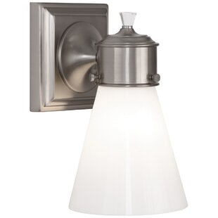 Williamsburg Blaikley 1-Light Armed Sconce by Robert Abbey