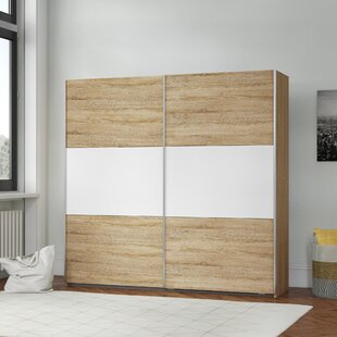 Borba 2 Door Sliding Wardrobe By Rauch