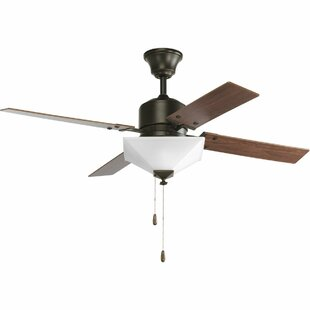 Order 52 Chickamauga 4-Blade Ceiling Fan By Latitude Run
