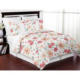 Shopping Watercolor Floral Sheet Set BySweet Jojo Designs