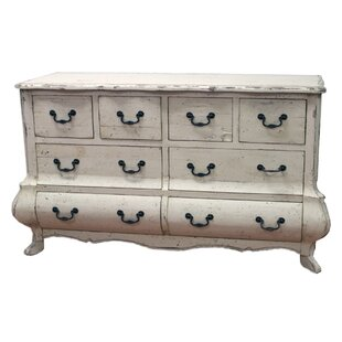 Llewellyn 8 Drawer Double Dresser