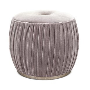 Cole Bella Tufted Pouf Ottoman by Mercer41